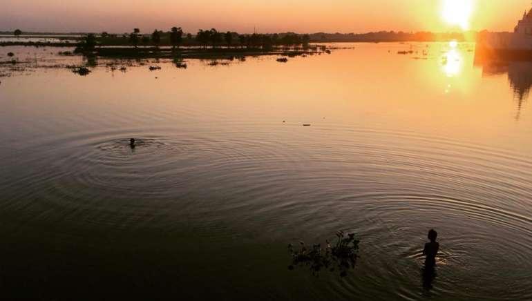 尘土飞扬的魔幻大地——缅甸之旅讲座。