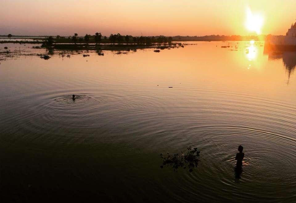 塵土飛揚的魔幻大地——緬甸之旅講座。