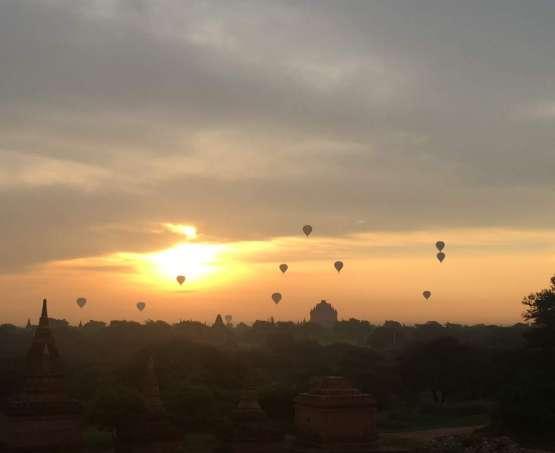 佛國淨土的無憂歲月——2019.01.06緬甸之旅講座。