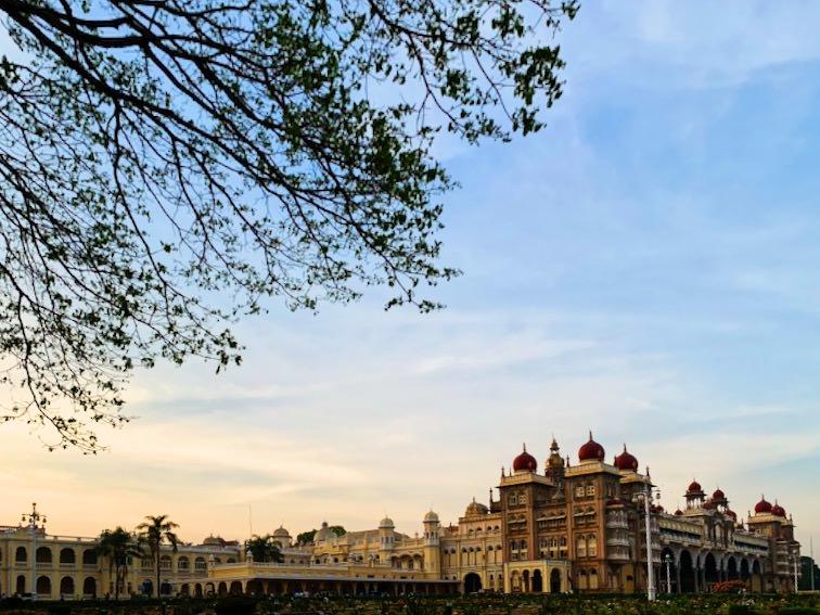旅居南印.瑜伽僻靜——2019.10.12南印度之旅講座。