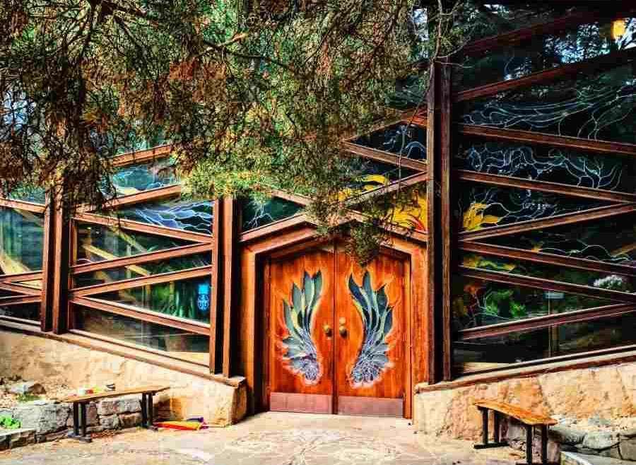 Findhorn.聖地的探索與滋養——2019.11.20靈性生態村講座。