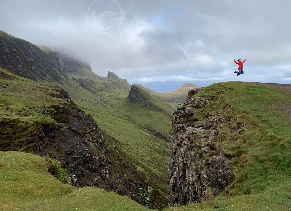 旅行,是敢於冒險和熱愛生命的生活態度。