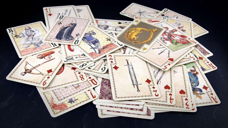 牌卡,你心靈的鏡子